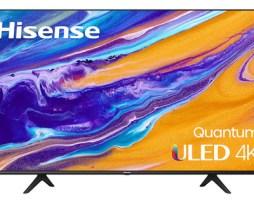 Smart Tv Hisense U6g Series 50u6g Uled 4k 50  120v