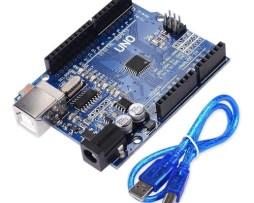 Uno R3 Smd Tecneu Con Cable Usb Compatible Con Ide Arduino