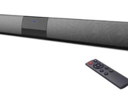 Bocina Bluetooth Barra De Sonido Recargable Soundbar 20w