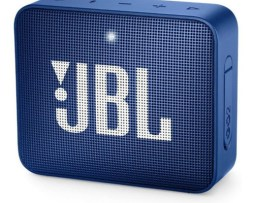Bocina Jbl Go 2 Portátil Con Bluetooth Deep Sea Blue 110v/220v