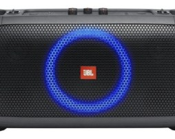 Bocina Jbl Partybox On-the-go Portátil Con Bluetooth Black 100v-240v