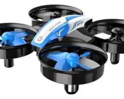Mini Drone Holy Stone Hs210 Azul