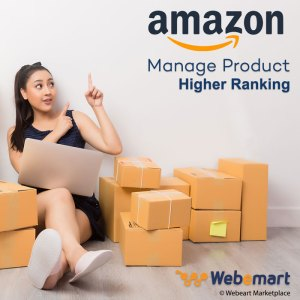 Amazon Manage Product & Higher Ranking on Search