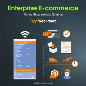 E-commerce Enterprise Website Design Package