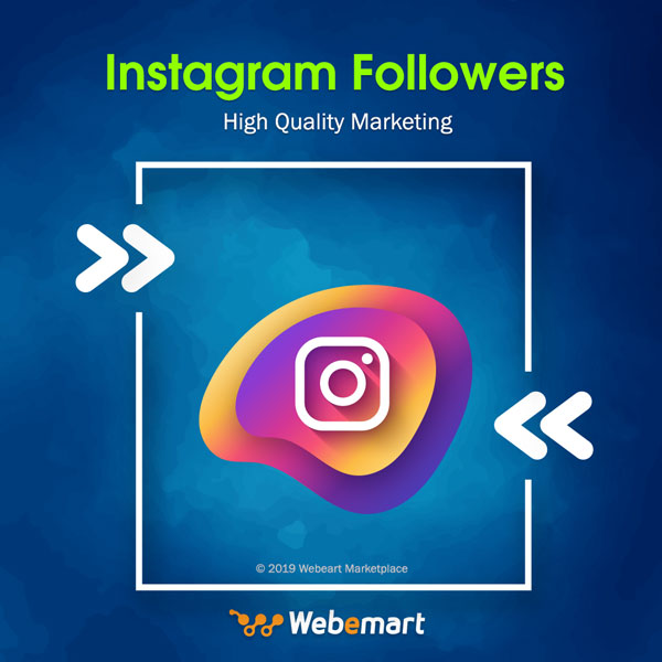 HQ Instagram 100% Real & Instant Followers