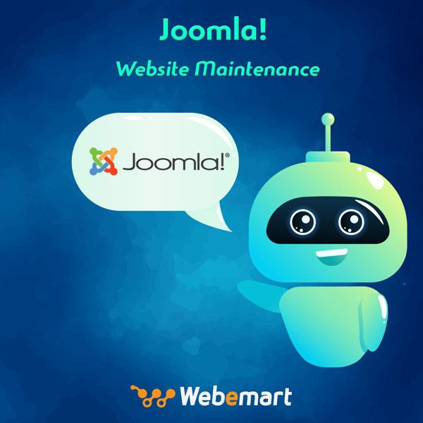 Joomla Website Maintenance