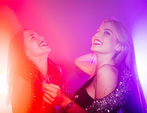 Night Club Website Design Package