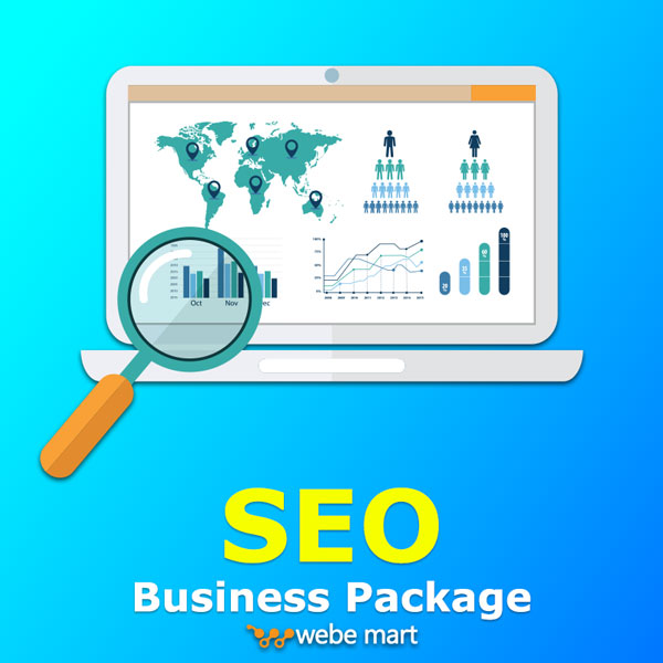 SEO Business Package Webemart Marketplace