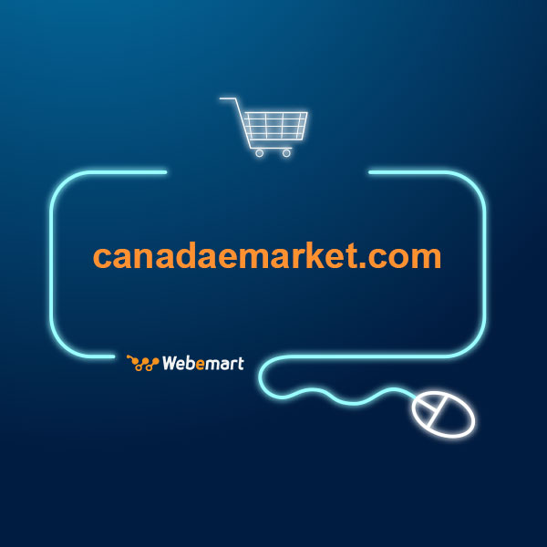 Canada e-Market Website for Sale
