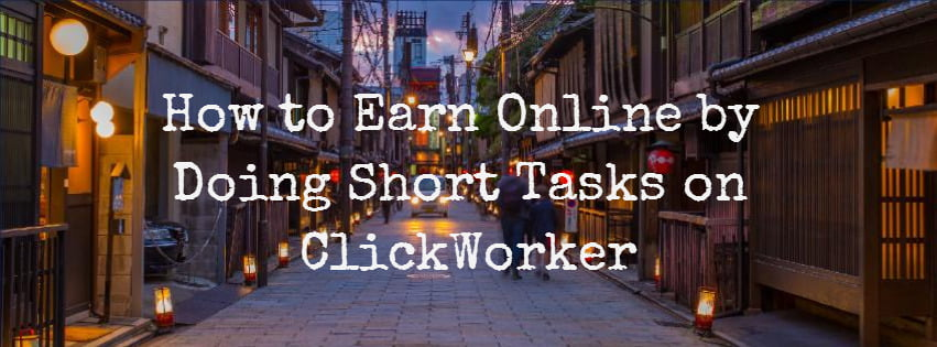 ClickWorker Review
