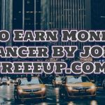 Earn money as freelancer by joining Freeeup