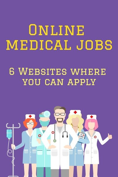 Online Medical Jobs for Doctors