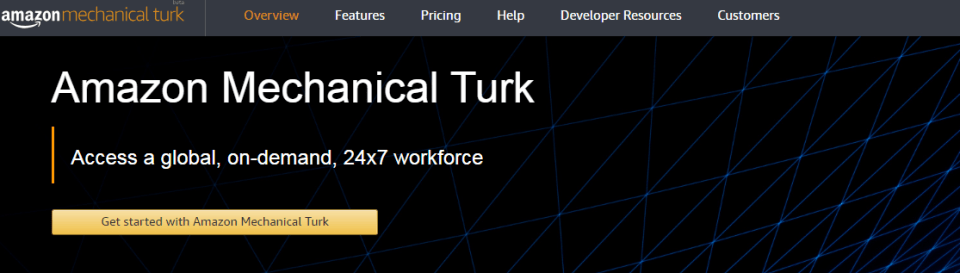 Mechanicalturk