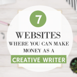 make money as creative writer