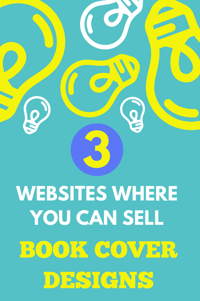 3 websites where you can sell book cover designs