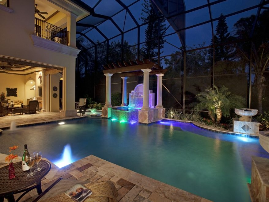 Mediterranean Dream Home Weber Design Group Inc