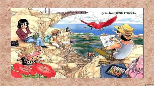 高画質なワンピース(ONE PIECE)の壁紙・画像