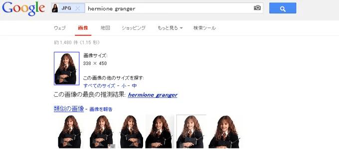 Google画像検索 結果