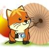 フォクすけ(Firefox)