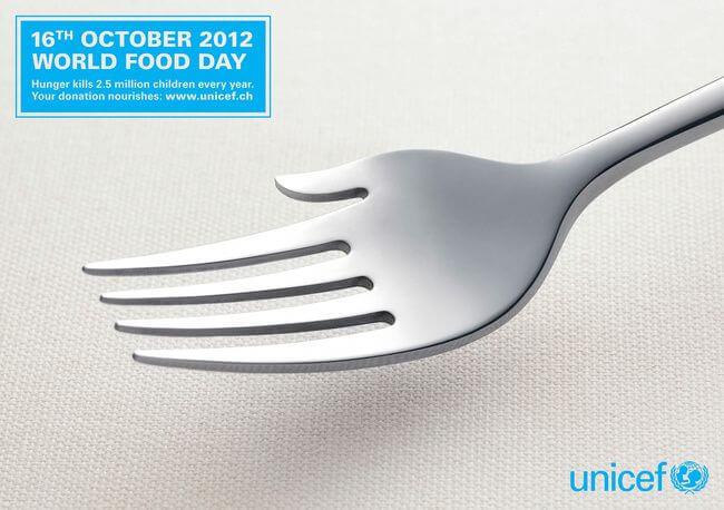 10月16日は世界食糧デー