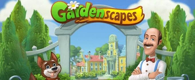 ガーデンスケイプ (Gardenscapes)