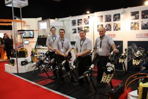 Weber Rescue UK at Emergency Services Show 2012