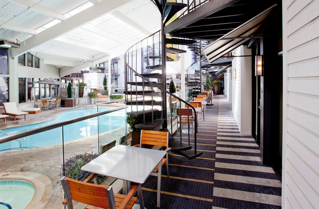 hotels with indoor pools Ann Arbor