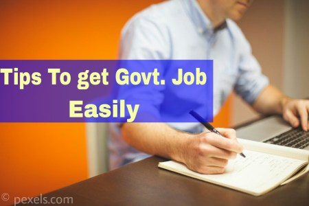 Government jobs easily get