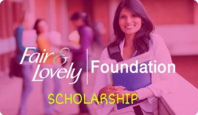 Fair and Lovely Scholarship