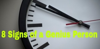 Signs Habits of Genius People