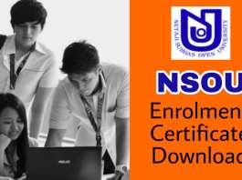 NSOU Enrolment Certificate_Webexam