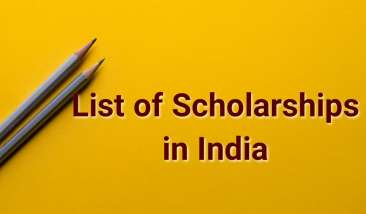 List of Scholarships in Indiana