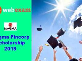 Magma Fincorp Scholarship