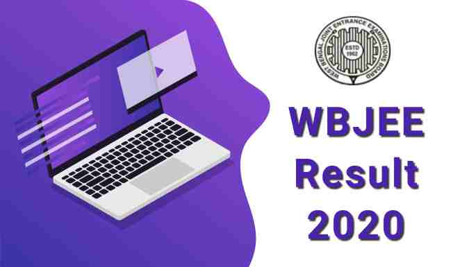 WBJEE Result 2020
