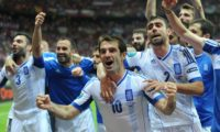 Greece-Vs-Bosnia-World Cup Qualifiers-image
