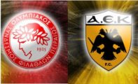 olympiakos vs aek- greek cup-image