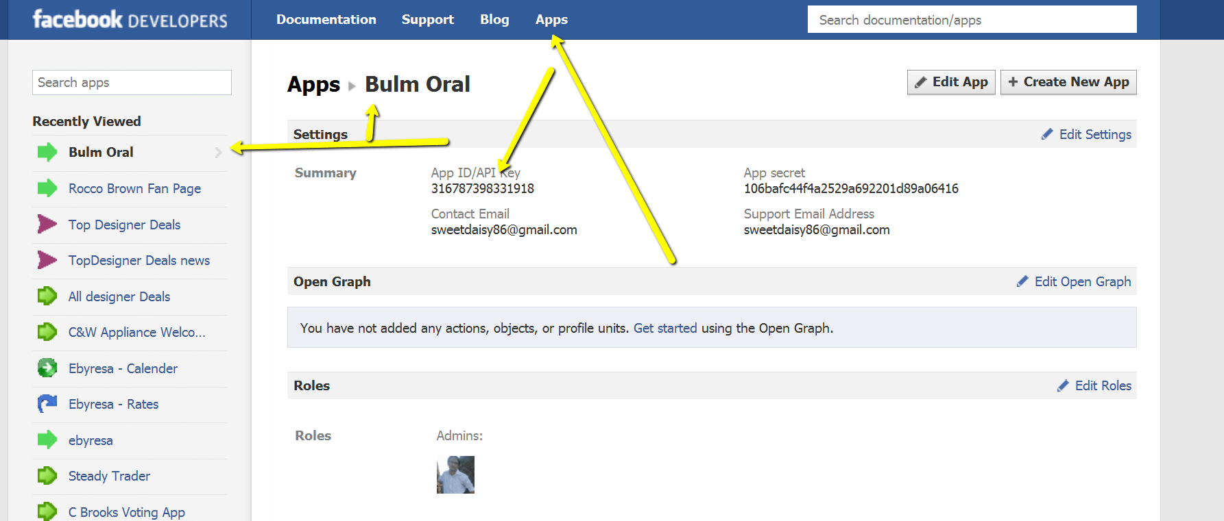 Facebook Application For Picture Frame