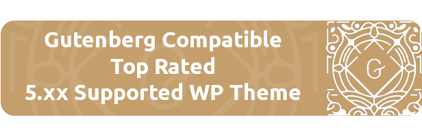 Gutenberg Compatible Veterinary WordPress Theme
