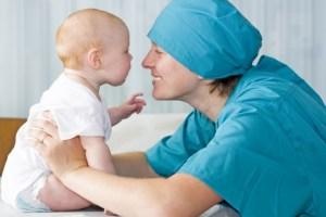 Auxiliar en Enfermería Pediátrica