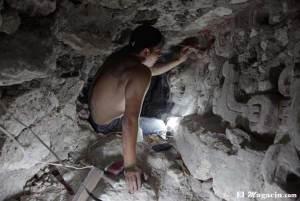 Dónde trabaja un arqueólogo