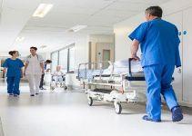 Celador de hospital