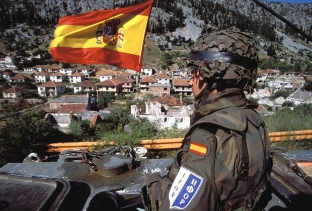 soldado profesional