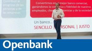 trabajr en un banco