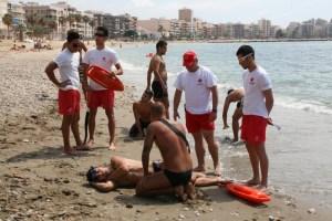 ¿Por qué un curso de Cruz Roja Española de socorrista?