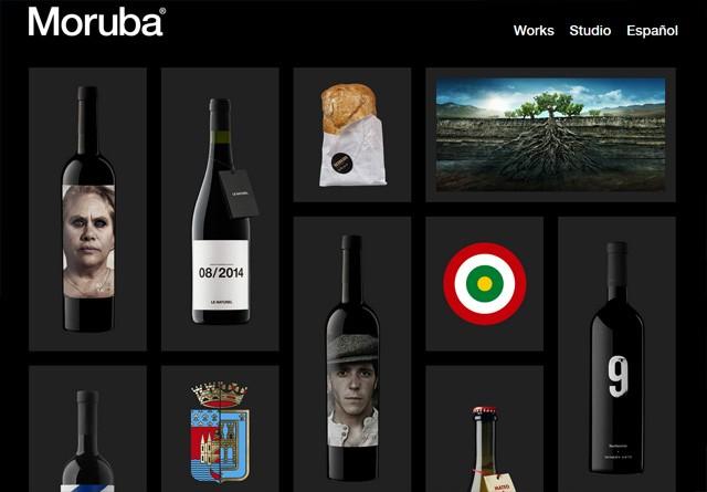 Portfolio website: Moruba