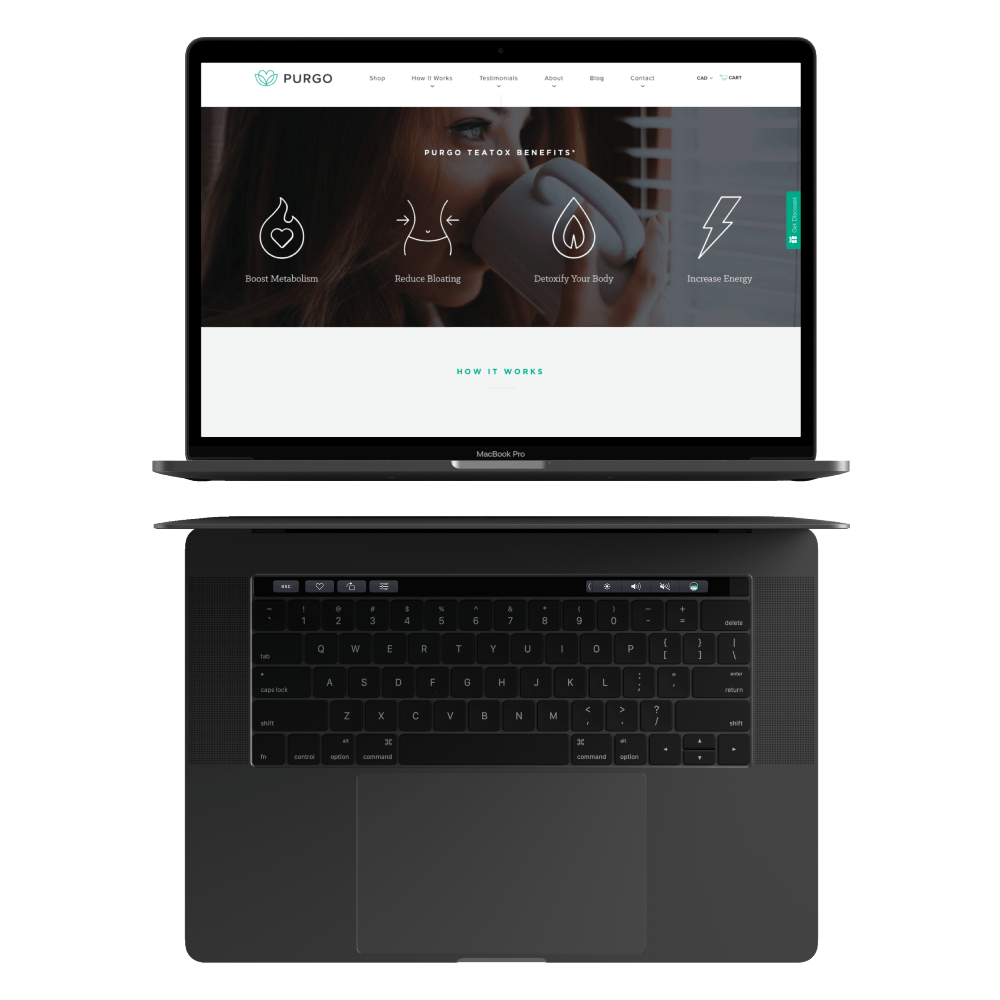 Desktop E-commerce Development in Montreal