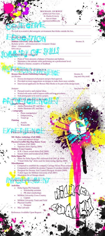 resume designs best creative resume design infographics webgranth