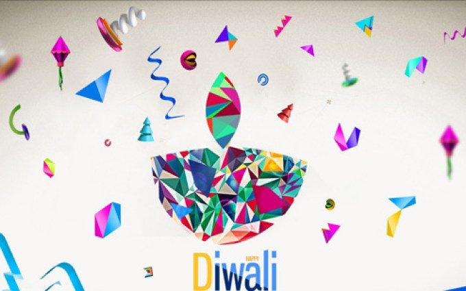Animated HD Diwali Wallpaper