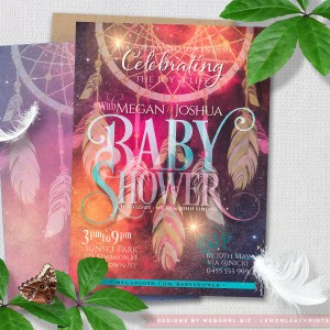 BabyShower-Dreamcatcher-Hippie-A7-MU900
