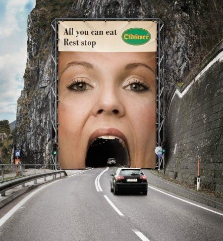 outstanding billboard advertising